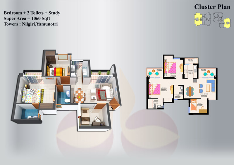eros sampoornam floor-plan13