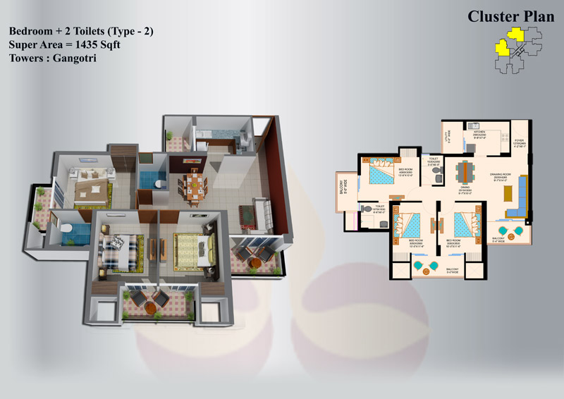 eros sampoornam floor-plan17