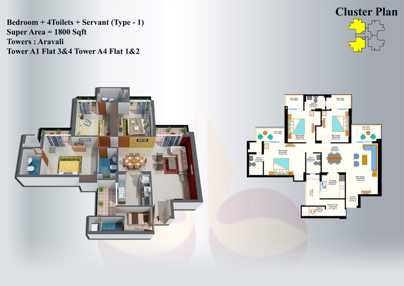 eros sampoornam floor-plan20