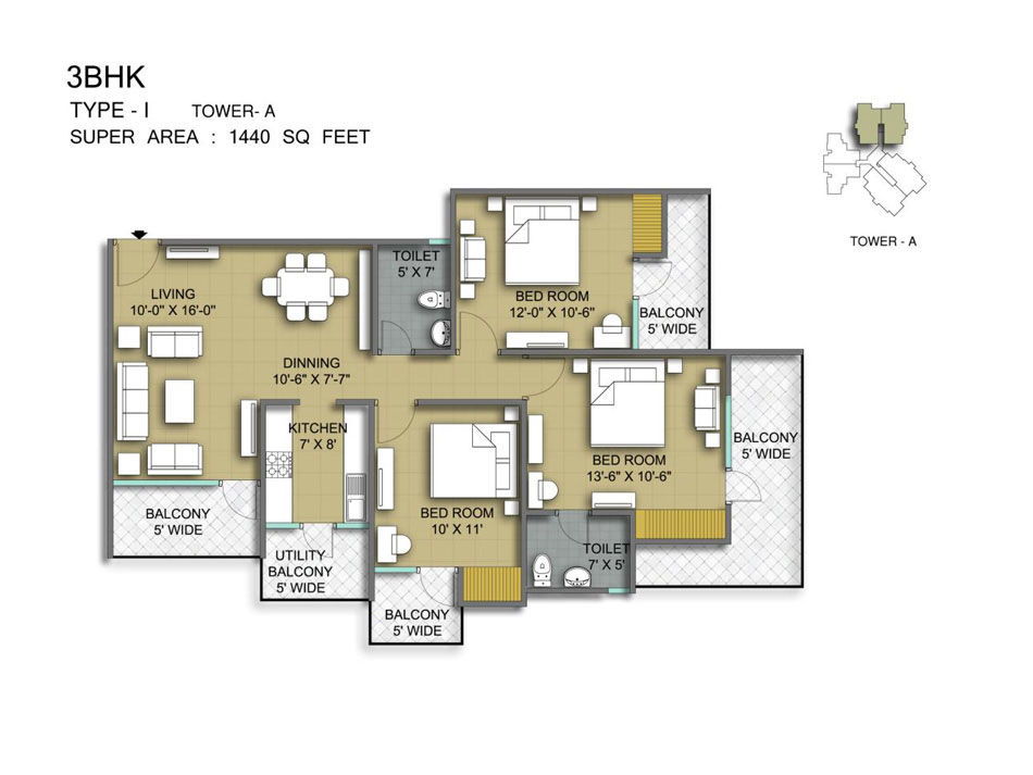 mascot manorath floor plan4