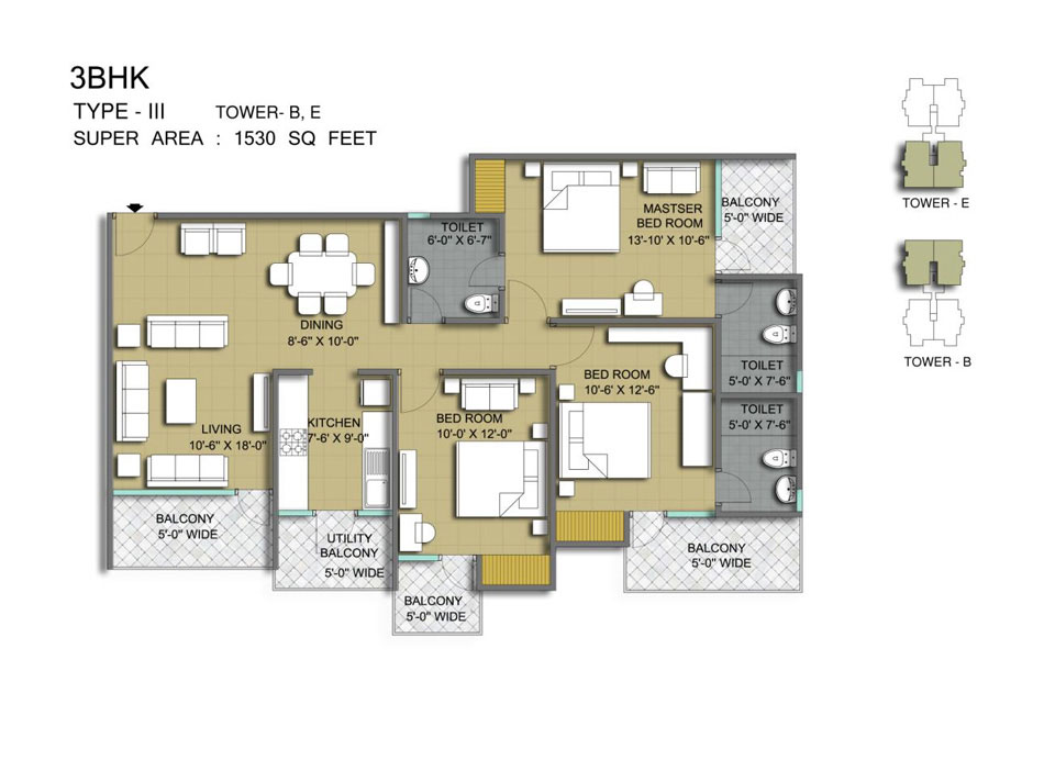 mascot manorath floor plan5