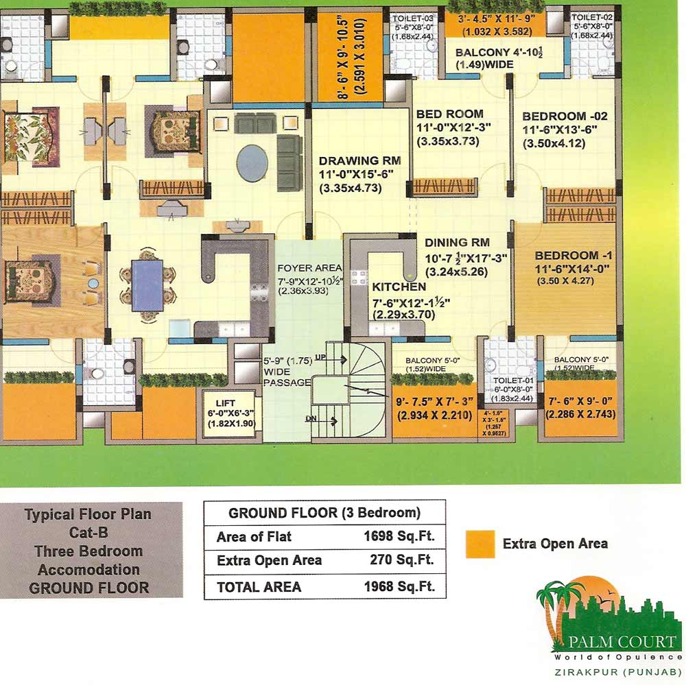 palm court floor plan2
