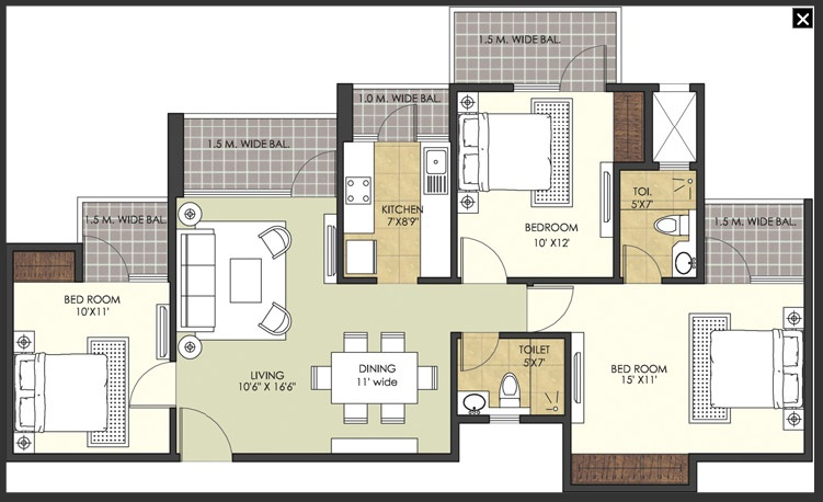patel new town floor plan1