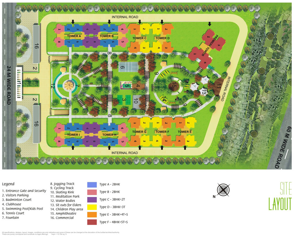 future estate site plan