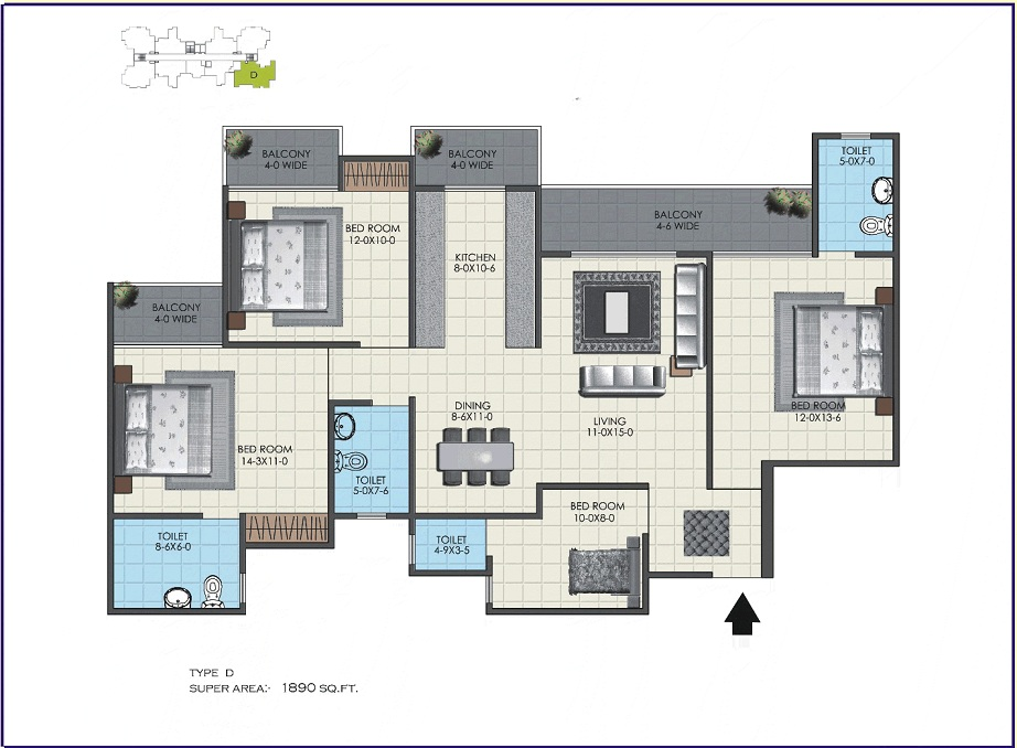 antriksh-velley-floor-plan5