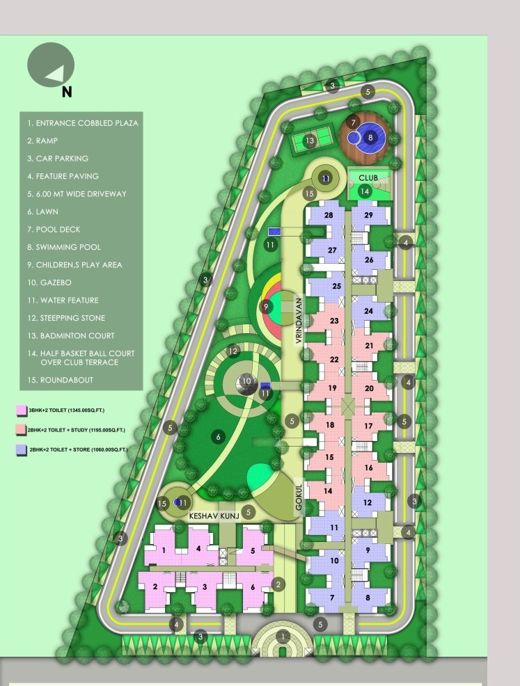 galaxy-royal-site-plan