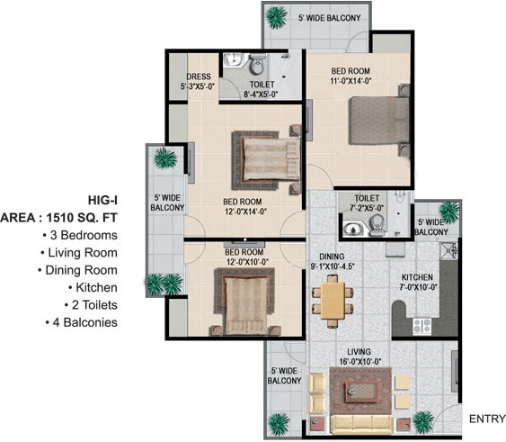 panchsheel greens2 floor plan , panchsheel greens2