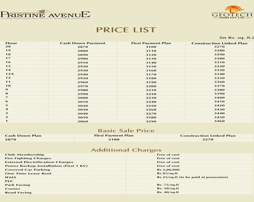pristine-avenue-price-list1