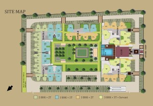 earthcon-sanskriti-site-plan