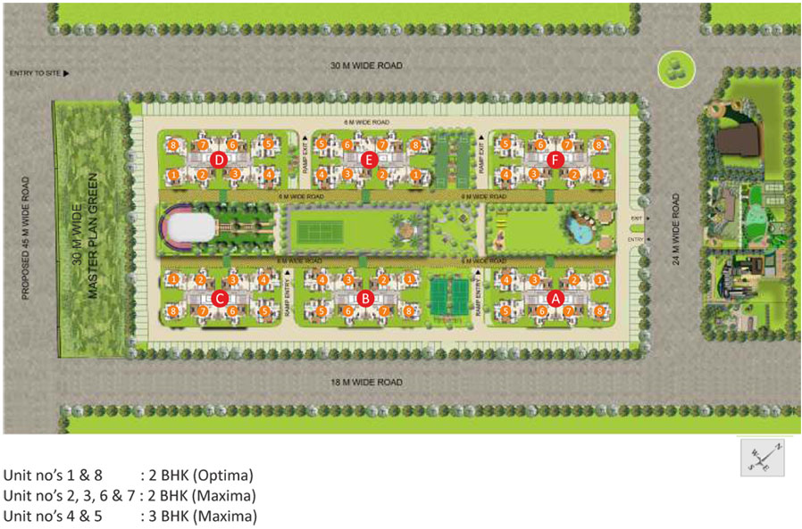 springview heights site plan