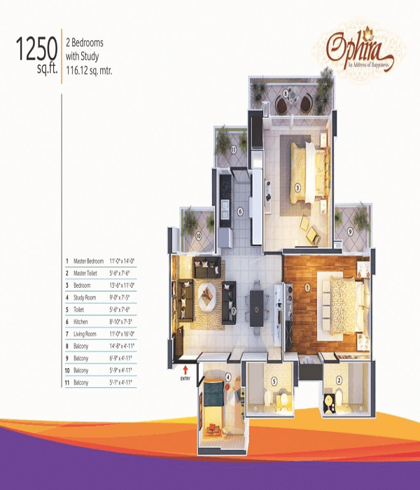 mangalya-ophira-floor-plan-2bhk-2toilet-1250-sq-ft