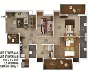 ratan-pearls-floor-plan-3bhk-3toilet-1846-sq-ft