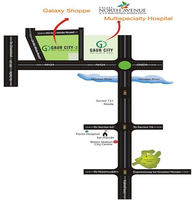 galaxy shoppe location map