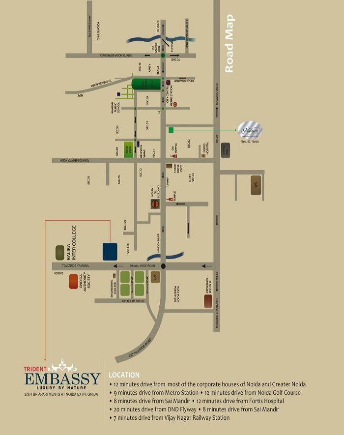 trident-embassy-location-map