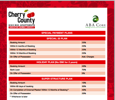 cherry county payment plan