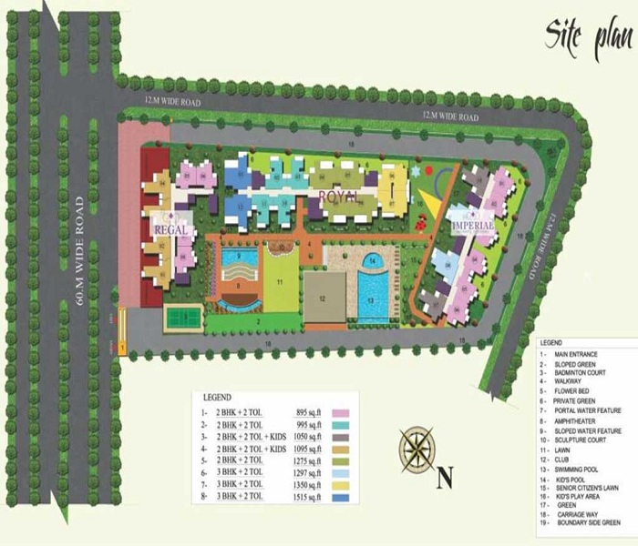 migsun green mansion site plan