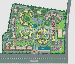 supertech king towers site plan