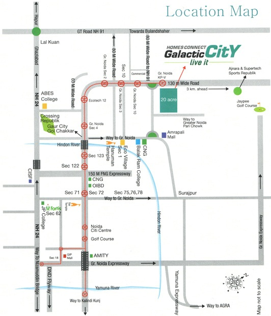 galactic city dolby homz location map