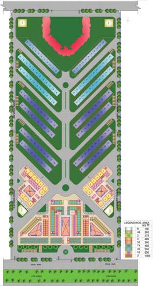 galactic city dolby homz site plan