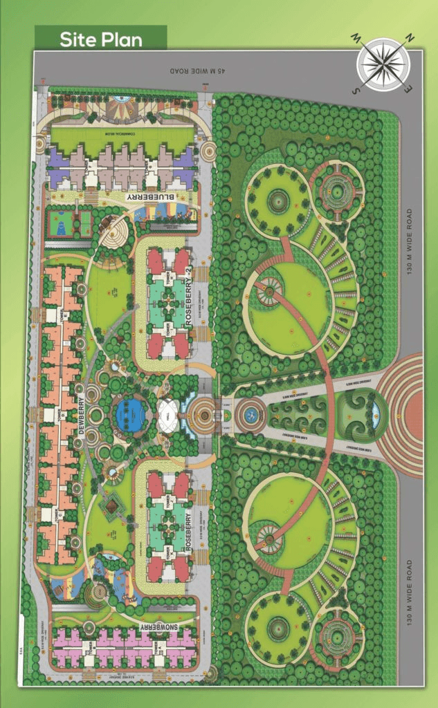saviour-greenarch-site-plan , saviour greenarch