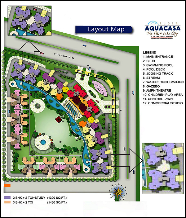rajya sabha digital homes site plan