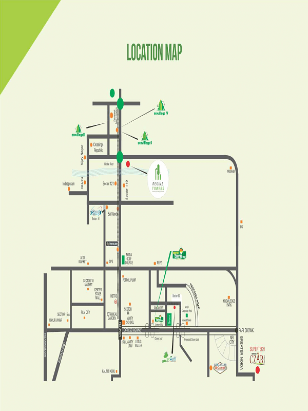 supertech-regina-towers-locationmap