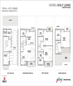godrej-golf-links-left-corner-floor-plan-2835-sq-ft