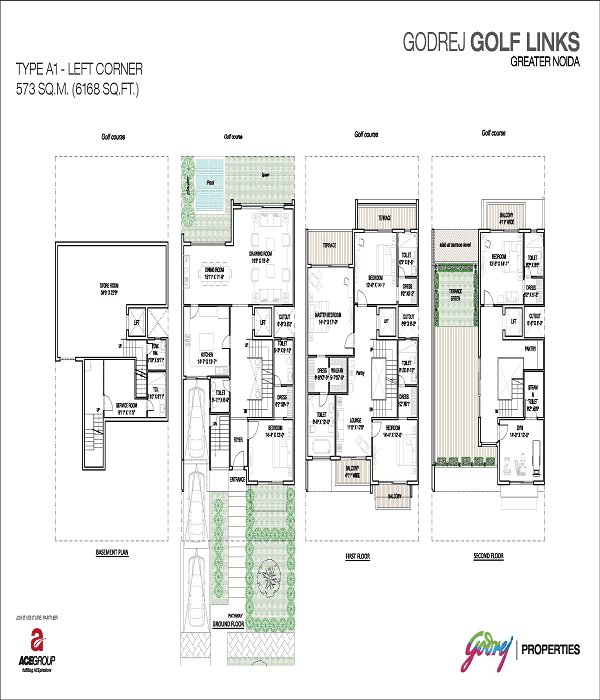 godrej-golf-links-left-corner-floor-plan-6168-sq-ft