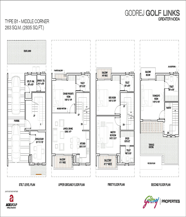 godrej-golf-links-middle-corner-floor-plan-2835-sq-ft